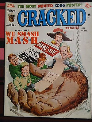 Cracked no142 - july1977
