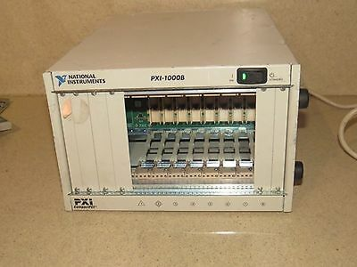 National Instruments Pxi-1000B 8 Slot Chassis