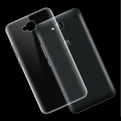 For Huawei Honor 4C Pro Ultra Thin Invisible Clear soft Gel skin case back cover