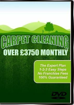 *** Cleaning and Carpet Cleaning Business - Copy A Working Business ***