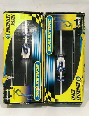 Scalextric Sport 1:32 Slot Car Track Extension B 1 complete