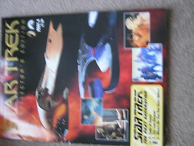 Star Trek Magazine Collectors Edition 4 Code Of Honour Last Outpost Where No One