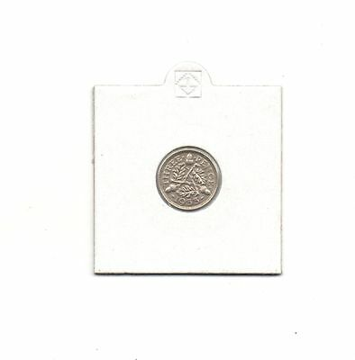 Silver 3d coin 1933 Excellent Condition (In coin pocket)