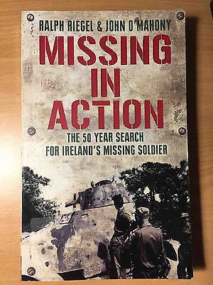 Trooper Patrick Mullins Irish Army Congo 1961 Missing In Action Irish Military