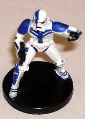 WOTC Star Wars Minis Force Unleashed Felucian Stormtrooper Officer SW