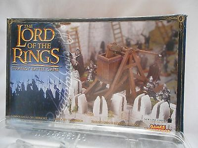 LOTR Condor Battle Cry Trebuchet Games Workshop Miniatures Auction #31