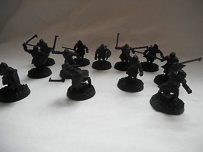 12 Lord Of the Rings Miniatures Games Workshop Auction #32
