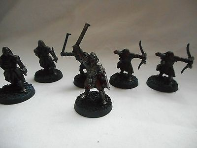 6 Lord Of The Rings Games Workshop Miniatures Auction #37