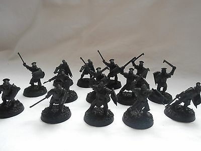 14 Lord Of The Rings Miniatures Games Workshop Auction #41