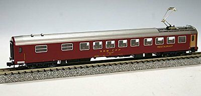 Kato K23301 RIC Passenger Car (Dining Car) Red (N scale)