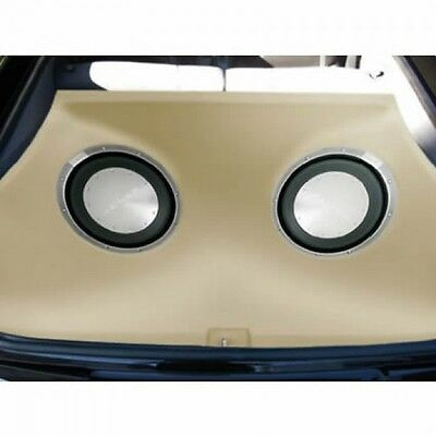 Toyota Celica T23 Audio Box / Kofferraumausbau / Soundbox / Soundboard