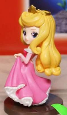 Banpresto Q Posket Disney Characters Petit Vol 4 Figure Sleeping Beauty Aurora