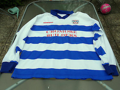 Coleraine Home Players Matchworn Shirt Xl Mens Number 11