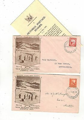 Collection Of 28 Commonwealth Covers. 1935-69. See Pictures
