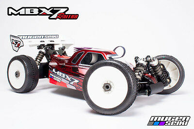 Mugen MBX-7R 1:8 Offroad Buggy 4WD E2015