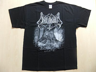 Unleashed - Paganfest 2011 Xl Original T-Shirt Entombed Grave Obituary Death