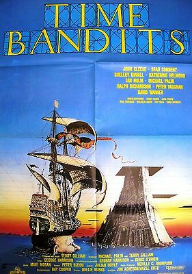 Terry Gilliam + Time Bandits + Sean Connery + Kenny Baker + German + Style A +