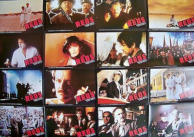 Warren Beatty + Reds + Diane Keaton + Jack Nicholson + 16 Ger Lc's + Perforated