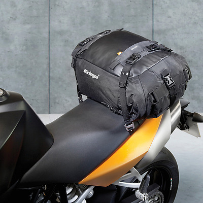Kriega US-30 Motorcycle Commuting Drypack, Motorbike Touring Drybag