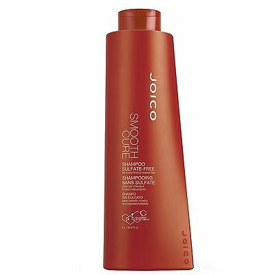 Joico Smooth Cure Sulfate-Free Shampoo 1000ml for women