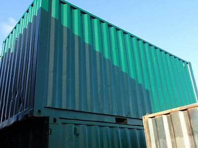 20Ft Steel Shipping Storage Container / Site Cabin/