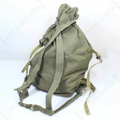 ORIGINAL RUSSIAN VESHMESHOK BAG - Genuine Surplus Soviet Army Backpack Rucksack