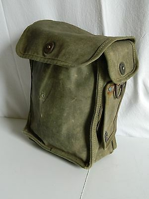 Musette Sac Case Us Army  Ww2