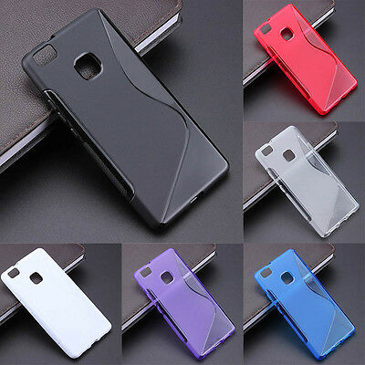 For Huawei Ascend P9lite New SLine Skidproof TPU Matte Gel skin case cover