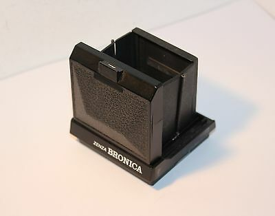 Bronica Waist Level Finder E for ETR, ETRS and ETRSi cameras, READ THE LISTING !