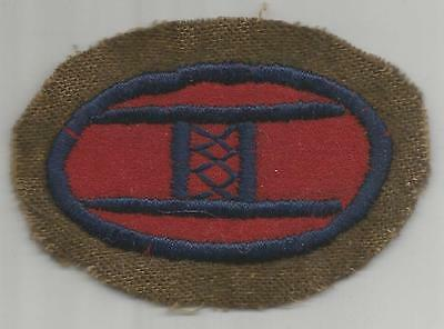 Book Of Dreams WW 1 US Army 30th Division Patch Inv# K954
