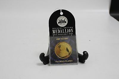 HMS Official Edition Medallion of HMS Victory (HC 10)