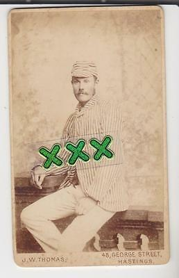 J.w.thomas Hastings C.d.v. - Early Cricketer ??