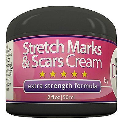 Stretch Mark and Scar Removal Cream - Herbal Remedy to Heal Damaged Skin