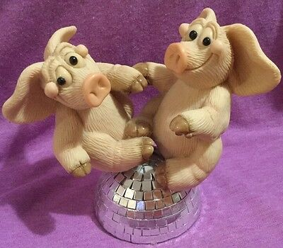 Piggin' Disco By David Corbridge 2000 Handmade.