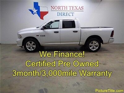 2013 Ram 1500  13 Ram 1500 4x4 5.7 Hemi V8 Quad Cab Backup Camera Warranty We Finance Texas