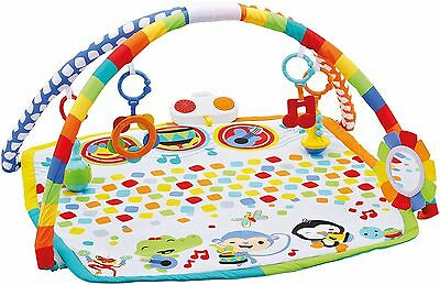 Fisher-Price Baby's Bandstand Play Gym New