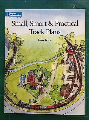 Small, Smart and Practical Track Plans