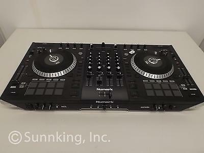 Numark, NS7II 4 Channel Motorized DJ Controller/Mixer for Serato
