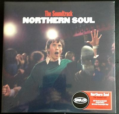 The Soundtrack- Northern Soul Double Vinyl 180Grms Ltd Edition Of 1,500-Sealed