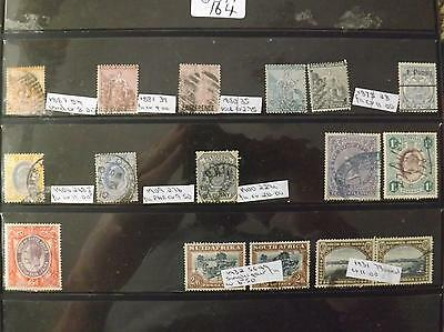 Selection of South Africa & Provinces stamps FU