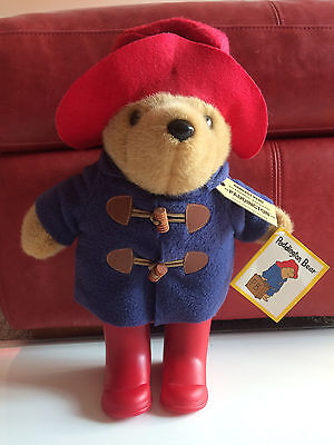 Paddington Bear by Rainbow Designs in Blue & Red - Plush - 2001