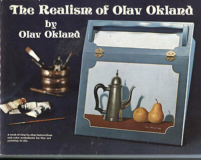 Painting Book- The Realism Of Olav Okland