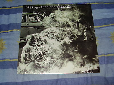 Rage Against The Machine – S/T - NEW & SEALED Vinyl LP 2015 (Re-Issue)