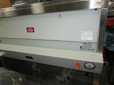 NuAire NU-425-600 Biological Safety Cabinet UV Light Fume Hood