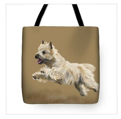 Tote - Cairn Terrier