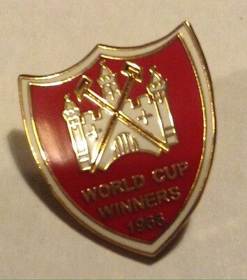West Ham United World Cup Winners 1966 Badge