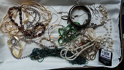 Collection job lot of Vintage and modern Costume Jewellery 3
