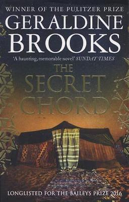The Secret Chord by Brooks, Geraldine | Paperback Book | 9780349139357 | NEW