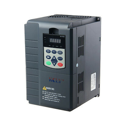 3 Phase 380-440VAC 13A 5.5KW 7.5HP Inverter Control Variable Speed Drive VFD