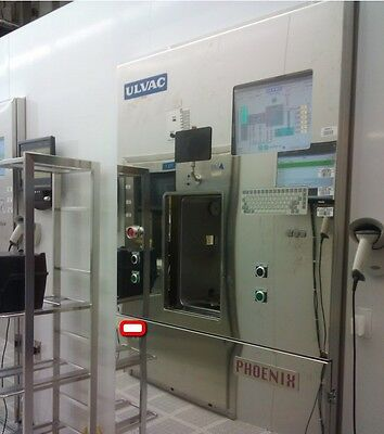 Ulvac Phoenix 200Mm  Rie / Microwave Asher / Stripper